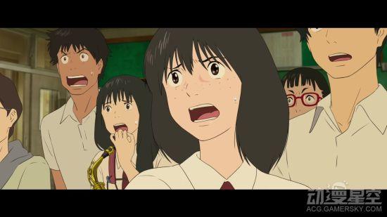 细田守新作《龙与雀斑公主》正式预告公开 7月上映
