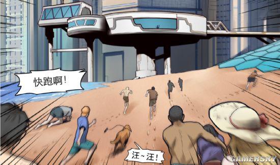 《灵笼·月魁传》上线 艺画进军漫画能否为科幻题材带来更多惊喜?