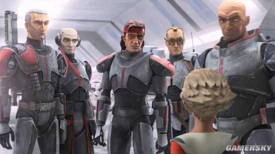 《星球大战:异能小队》首发集IGN 8分:《克隆人战争》的合格精神续作