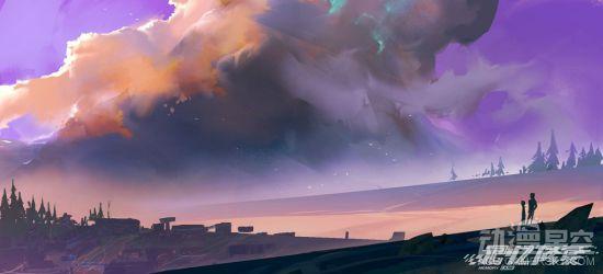 原创动画电影《记忆修复》重磅亮相上影节 发布美术设计概念兼具现实与奇幻风格