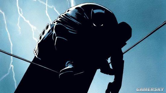 游点意思:最伟大的图像小说之一 黑暗骑士奠基之作