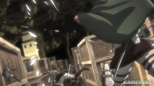 《进击的巨人》最新预告 兵长特别篇动画化!