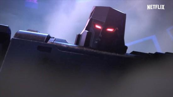 网飞《变形金刚:塞伯坦之战》三部曲《王国》中文正式预告 猛兽侠登场地球决战