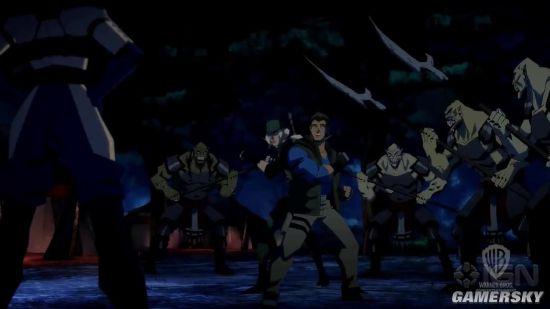《真人快打传奇:王国之战》新预告公布 雷电破树