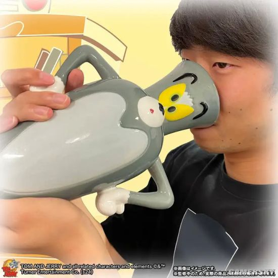 万代推出《猫和老鼠》系列奇葩新品 花瓶汤姆用处多