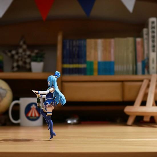 """篠原健太全新定格动画:笨蛋阿库娅醉酒""""跳崖"""""""